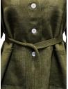 Hiromi Tsuyoshi khaki cardigan price RS19-007 KHAKI shop online
