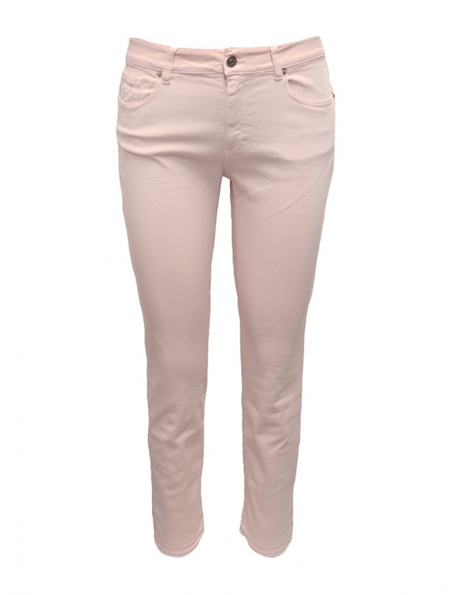Pantaloni Avantgardenim colore rosa 05A1 3881 1426 pantaloni donna online shopping
