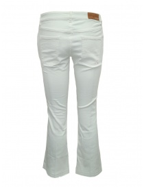Avantgardenim white flared trousers