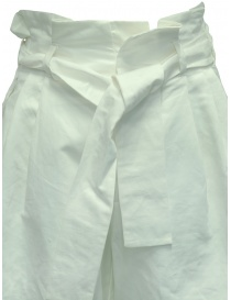 European Culture Lux Mood white palazzo trousers price