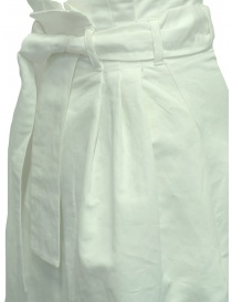European Culture Lux Mood white palazzo trousers womens trousers buy online
