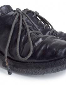 Scarpe Oxford Carol Christian Poell nere AM/2597 calzature uomo acquista online