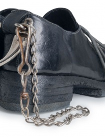 Scarpe Oxford Carol Christian Poell nere AM/2597 calzature uomo prezzo