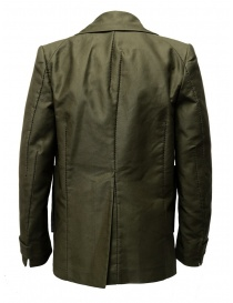 Carol Christian Poell OM/2660 Reversible Green Caban mens jackets buy online