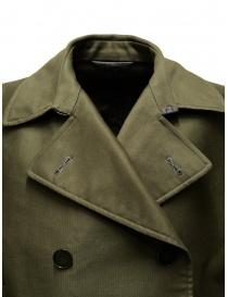 Carol Christian Poell OM/2660 Green Caban mens jackets buy online