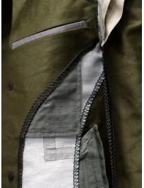 Carol Christian Poell OM/2660 Green Caban buy online price