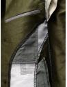 Caban Carol Christian Poell OM/2660 Verde Reversibile prezzo OM/2660-IN WIPECO/08shop online