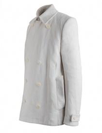 Caban Carol Christian Poell OM/2660 Bianco Reversibile giacche uomo acquista online