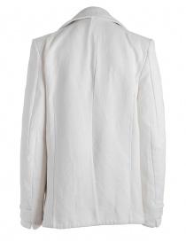 Caban Carol Christian Poell OM/2660 Bianco Reversibile giacche uomo prezzo