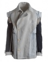 Carol Christian Poell OM/2660 Reversible White Caban shop online mens suit jackets