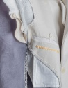 Caban Carol Christian Poell OM/2660 Bianco Reversibile prezzo OM/2660-IN KOAT-BW/110shop online