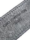 Carol Christian Poell cintura in due parti nera in pelle bovina AM/2624-IN PABEL-PTC/010 prezzo