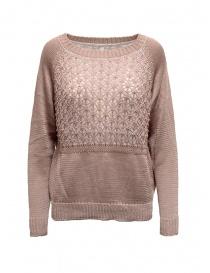 Maglia Yasmin Naqvi colore rosa SCD11 ROSA order online