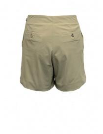 Pantaloni shorts Yasmin Naqvi colore beige