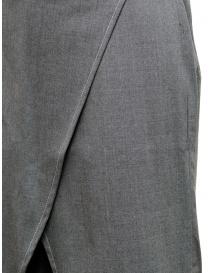Pantagonna Yasmin Naqvi color grigio prezzo
