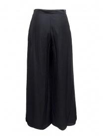 Pantaloni European Culture Lux Mood blu navy