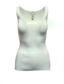 Yasmin Naqvi white top SCD09 BIANCO order online