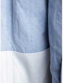 Maurizio Massimino blue pocket shirt price
