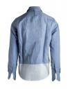 Camicia Maurizio Massimino taschino blu CODY acquista online