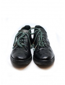 Carol Christian Poell Oxford dark green shoes AM/2597