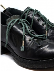 Carol Christian Poell Oxford dark green shoes AM/2597 mens shoes price