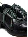 Carol Christian Poell scarpe Oxford AM/2597 in verde scuro prezzo AM/2597-IN CORS-PTC/12shop online