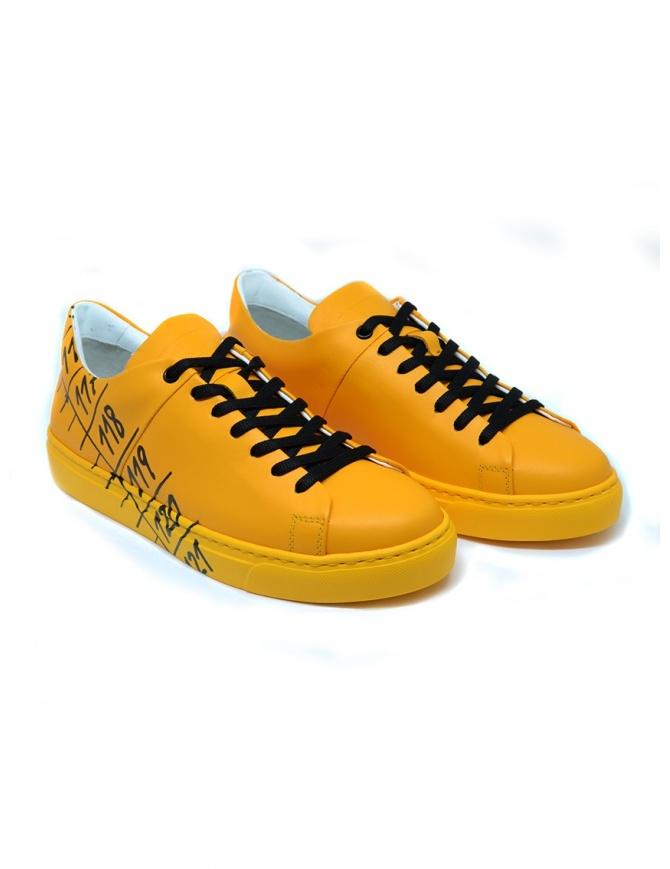 Sneakers Il Centimetro Icon Classic Yellow da donna ICON CLASSIC DONNA YELLOW calzature donna online shopping