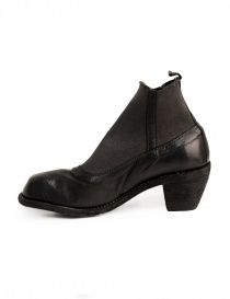 Guidi E98W black ankle boots buy online
