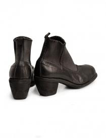 Guidi E98W black ankle boots price
