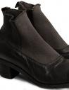 Guidi E98W black ankle boots E98W KANGAROO FULL GRAIN BLKT buy online