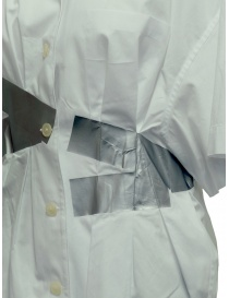 Camicia Kolor bianca a bande argento camicie donna acquista online