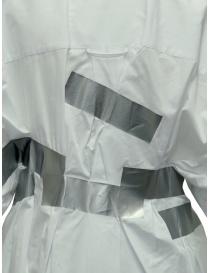 Camicia Kolor bianca a bande argento camicie donna prezzo