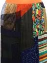 Gonna Kolor plissettata in patchwork 19SCL-S02151 MIDDLE TONE prezzo