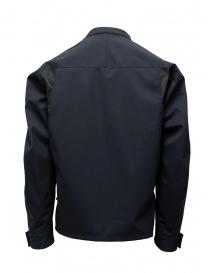 Giacca Kolor blu navy scuro con tasche diagonali acquista online
