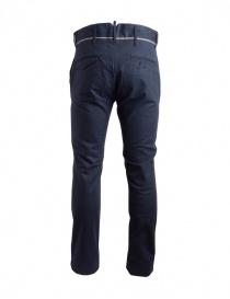 Pantaloni Maurizio Massimino colore blu acquista online