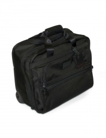 Wheeled compact pc brief Tumi online