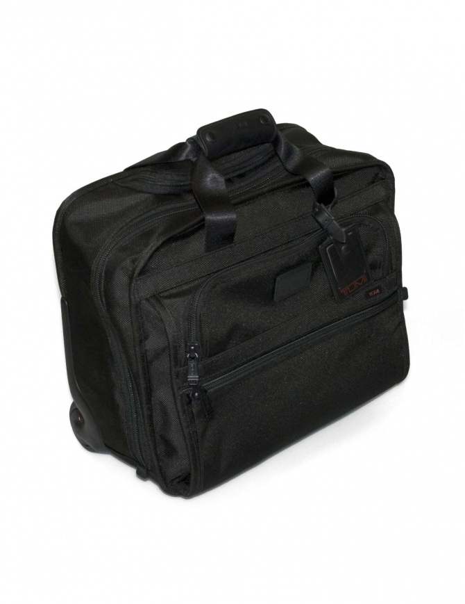 Wheeled compact pc brief Tumi 026102DH travel bags online shopping