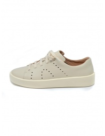 Camper Courb pierced beige sneakers (man)