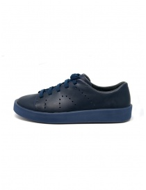 Camper Courb pierced navy sneaker (man)