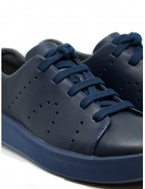Scarpe Camper Courb traforate blu navy (uomo) calzature uomo acquista online