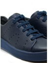 Camper Courb pierced navy sneaker (man) K100432-005 COURB AZUL buy online
