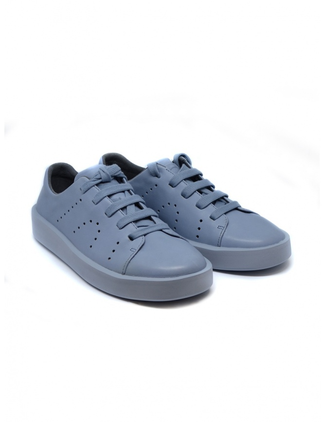 Camper Courb pierced light blue sneaker (woman) K200828-004 COURB AZUL womens shoes online shopping