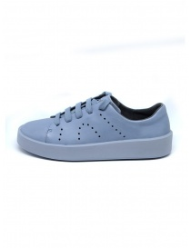 Camper Courb pierced light blue sneaker (woman)