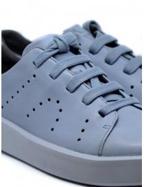 Scarpe Camper Courb traforate azzurre (donna) calzature donna acquista online