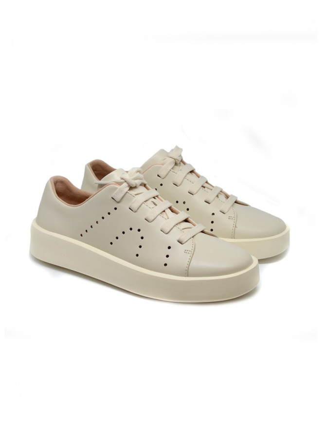 Scarpe Camper Courb traforate beige (donna) K200828-001 COURB BEIGE calzature donna online shopping