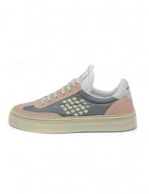 BePositive Roxy pink suede sneaker