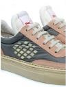 BePositive Roxy pink suede sneaker 9SWOARIA14/NYL/NUD buy online