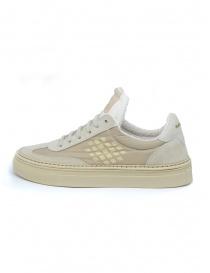 BePositive Roxy beige suede sneaker