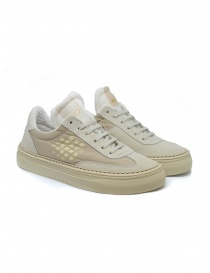 Womens shoes online: BePositive Roxy beige suede sneaker