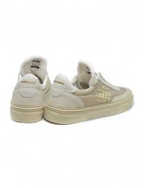 BePositive Roxy beige suede sneaker price